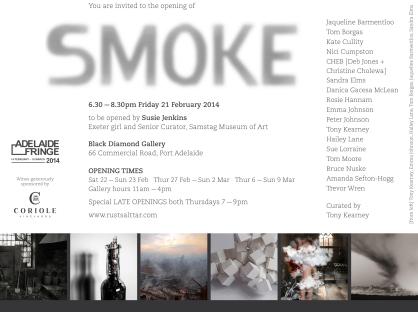 SMOKE e-Invite